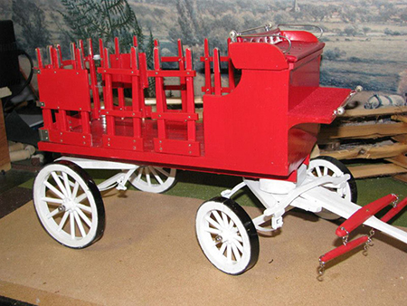 transport wagon