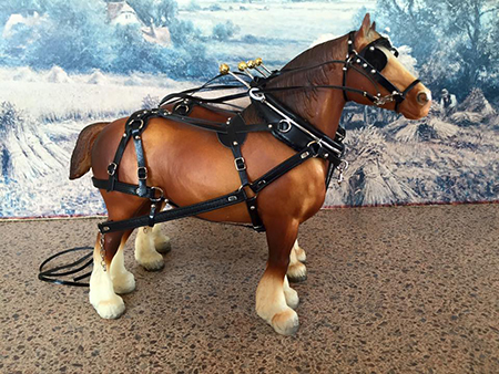 new england farm harness