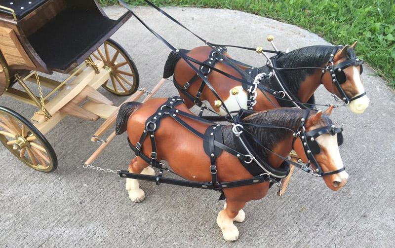 01 Stagecoach 1 9 scale KulpModelHorseStore kulp model horse store
