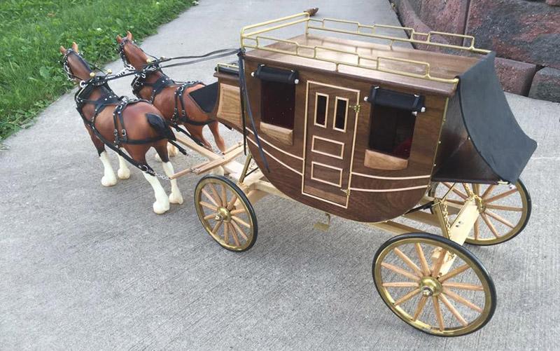 01a Stagecoach 1 9 scale KulpModelHorseStore kulp model horse store